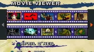 TMNT 3: Mutant Nightmare - Movie Viewer