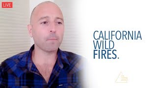 Lee on His Experience of the California Fires