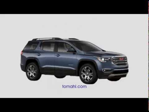Tom Ahl Buick GMC Year-End Model Clearance Sale October 2016 - YouTube