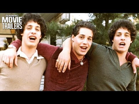 THREE IDENTICAL STRANGERS Trailer NEW (2018) - Sundance-Winning Documentary