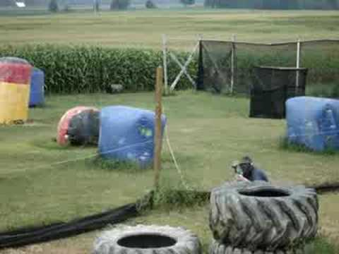 Crossfire Paintball - Private Party 2