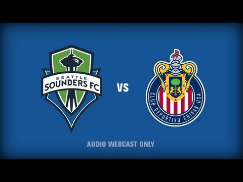 MLS Reserve League: Sounders FC vs. Chivas USA (Audiocast)