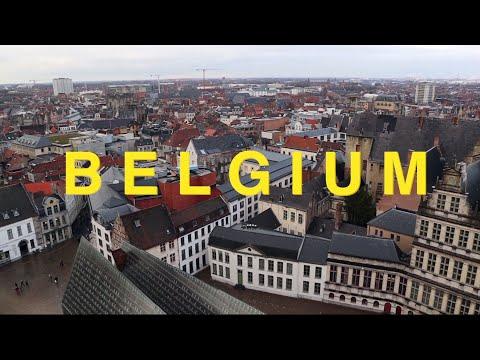 Belgium | Brussels - Antwerp - Ghent - Brugges
