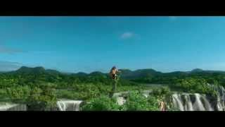 Tarzan The Legend Starts Here 2014 Official Movie Trailer HD