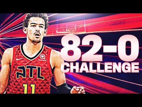 did i do it already...? 82-0 CHALLENGE! NBA 2K20