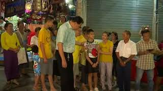 Thai boys return home after cave ordeal