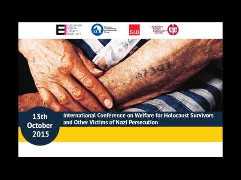 """Welfare for Holocaust survivors and other victims of Nazi persecution"". International seminar."