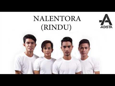 ADISTA - NALENTORA (RINDU) Lirik Indonesia 2018