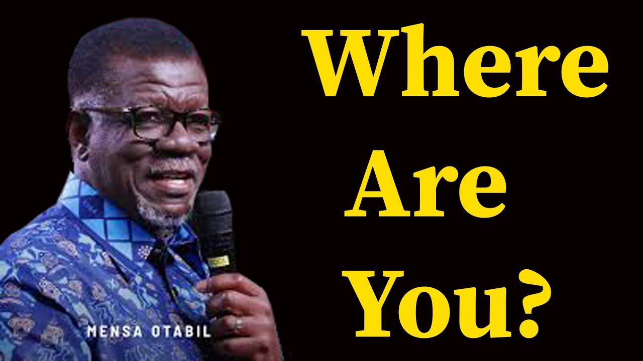 Download Dr. Mensa Otabil Sermon 2020 - The Season of Life