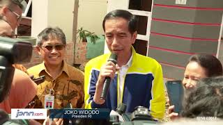 Akhirnya, Jokowi Tanggapi Isu Reshuffle Kabinet - JPNN.COM