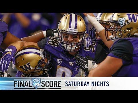 Recap: No. 7 Washington football stymies Portland State in non-conference finale