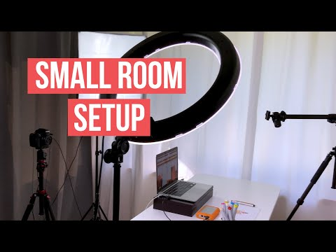 How to Film From Above (Drawing Setup Example)