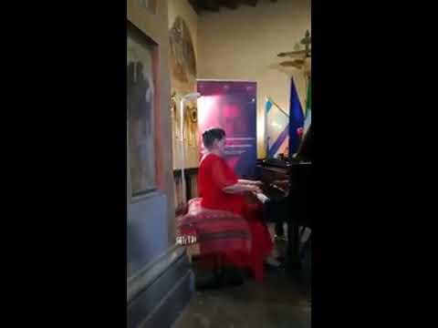 Marcella Crudeli - Fryderyk Chopin: Ballade n.1 op. 23