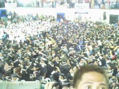 Holy Cross of Davao College graduation song and Alma Mater