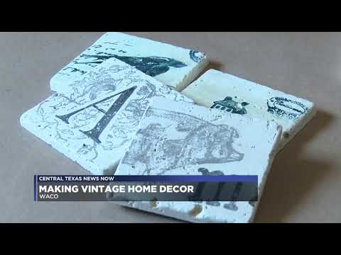 1-Hour Make-And-Take Workshop: Handmade Tea Towels - Video