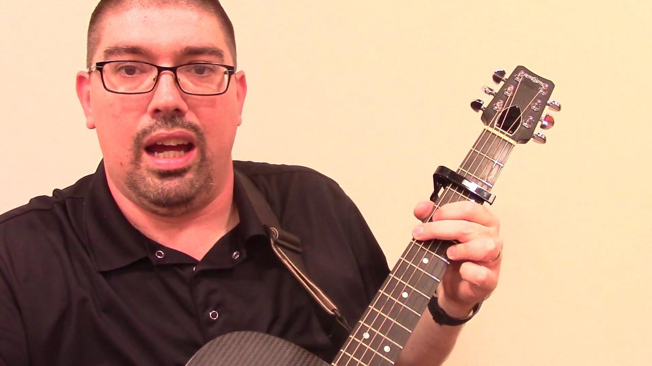 Do You Hear What I Hear Guitar Chords Youtube