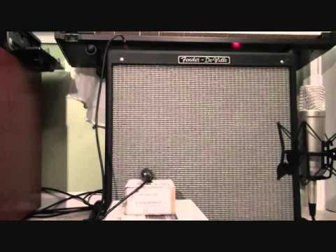 Fender Hot Rod Deville 410 Demo