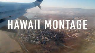HAWAII MONTAGE   OAHU