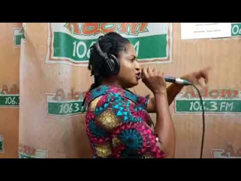 Wooow... Watch Patience Nyarko Fantastic Live Worship; 2018 - VOL-1