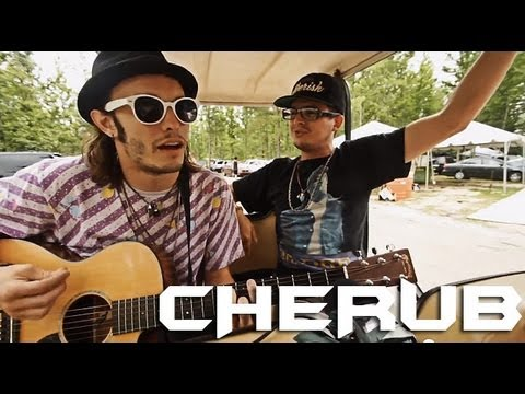 Cherub - Doses and Mimosas on golf carts at Bonnaroo 2012