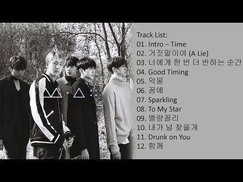 [Full Album] B1A4 – GOOD TIMING (Album)