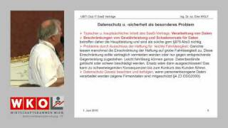 SaaS Verträge richtig gestalten, Teil 5