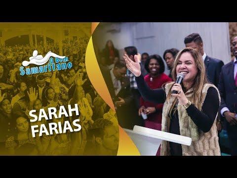 O Bom Samaritano Sarah Farias Agosto 2017 Youtube