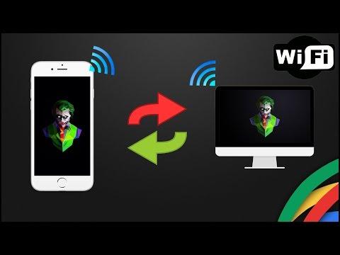 Tutorial - Trasferire Foto e Video tra iPhone-iPad-iPod Touch e PC/Mac tramite Wi-Fi [ITA]