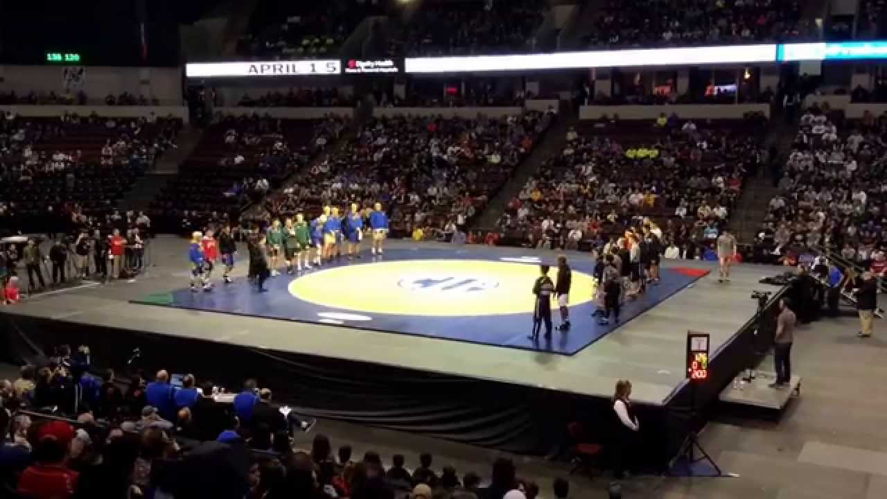 My last match of cif