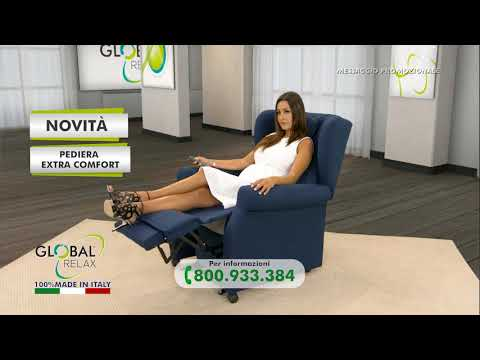 POLTRONA PAMELA GLOBAL RELAX 90sec - YouTube