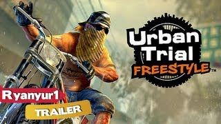 Urban Trial Freestyle - Launch Trailer - PC | HD
