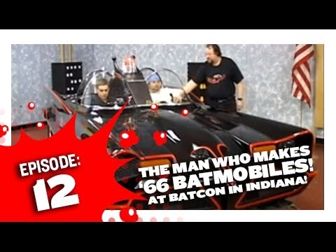 '66 Batman Extravaganza, Fiberglass Freaks, All-New Marvel Now, Beiber Movie Rumors & Mark Waid!