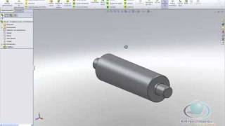 Tutorial Solidworks 2012. PIEZA 3 RODILLO.mp4