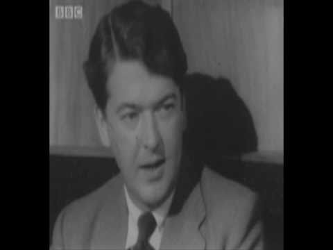 Kingsley Amis Interview (1958)