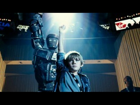 Max and atom dance in real steel