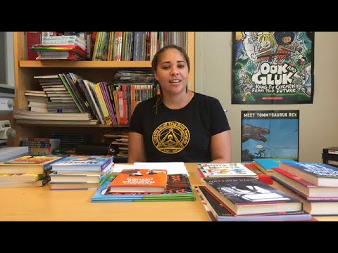 Live From Our Library: Books to Celebrate Back to School