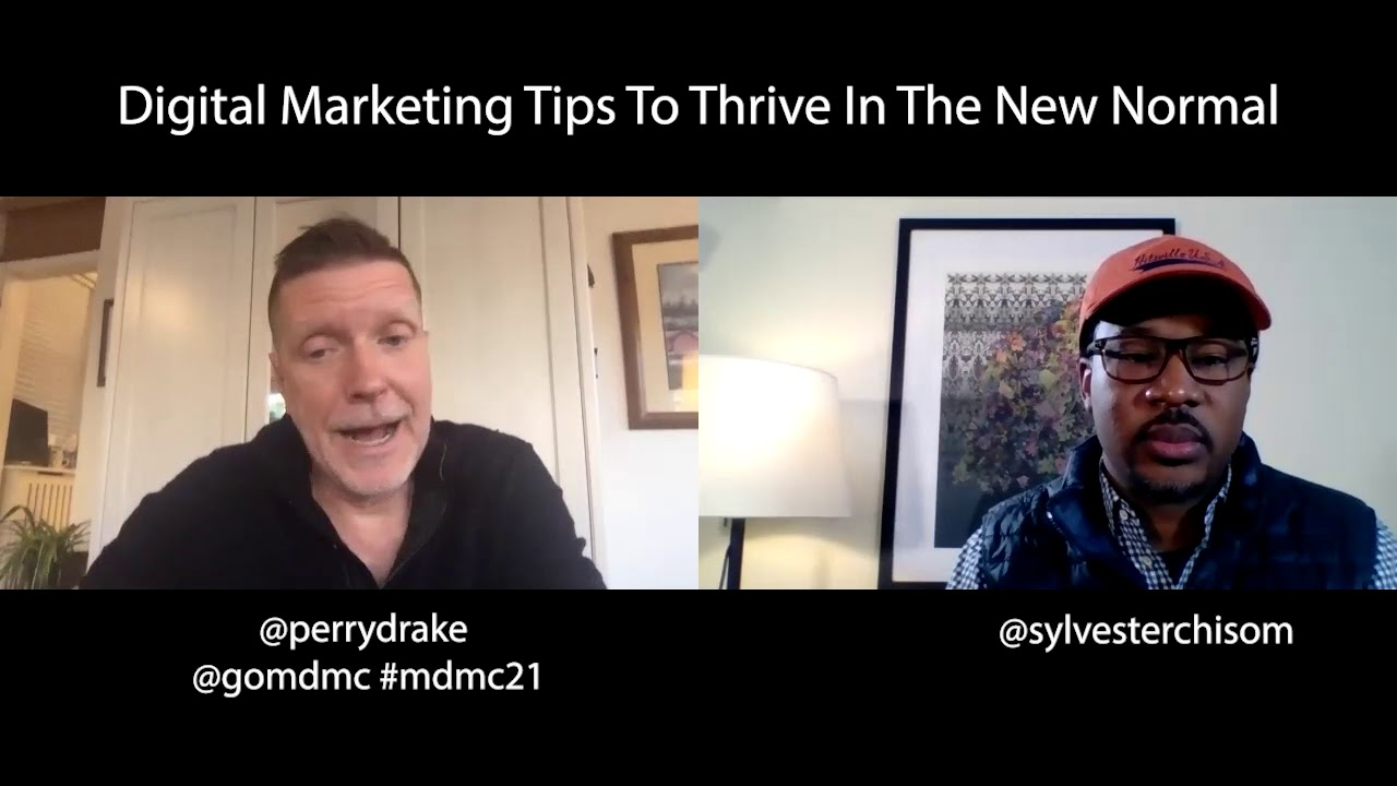 Interview w/Perry Drake Founder Of the Midwest Digital Marketing Conference