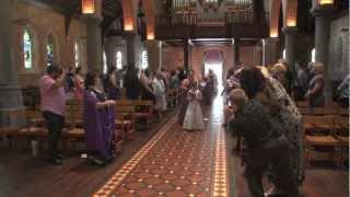 iweddingvideo   wedding video of alex tash in perth wa