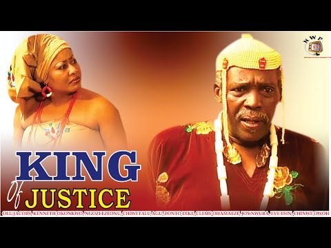 King of Justice  - Nigerian Nollywood  Movie