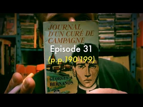 Journal d'un curé de campagne (#31) Georges Bernanos (lecture Grégory Protche)