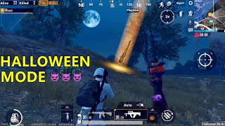 HALLOWEEN MODE  |  NEW UPDATE 0.15.0 | PUBG MOBILE