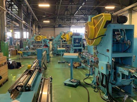 Линия для производства дна 99мм в России
