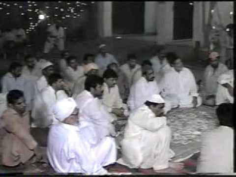 Le Sajna Asan Torr Nibhai (Molvi Haider Hassan Akhter Qawwal) JASHN-E SARSABZ