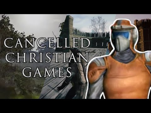 5 AMAZING Christian Games That Got Cancelled
