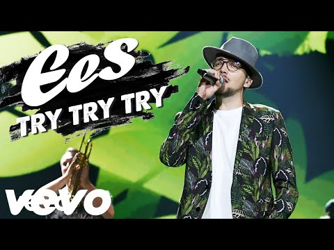 EES - Try Try Try (Official Video)