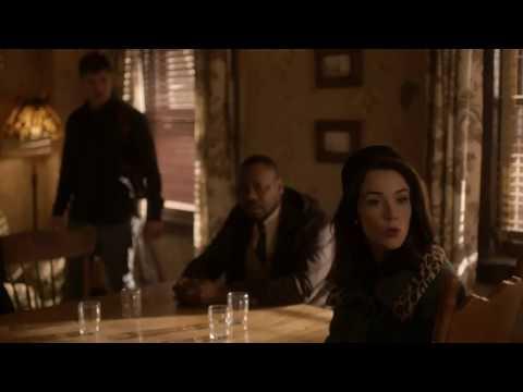 "Misha Collins as Eliot Ness in ""Timeless"" - Teaserиз YouTube · Длительность: 59 с"