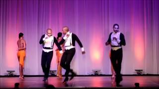 Santo Rico Dance Co. - Orlando Salsa Congress 2012 (Sat - Performance)
