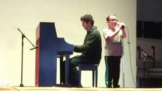 """9 Year Old Absolutely Slays """"Hallelujah"""" at School Talent Show"""