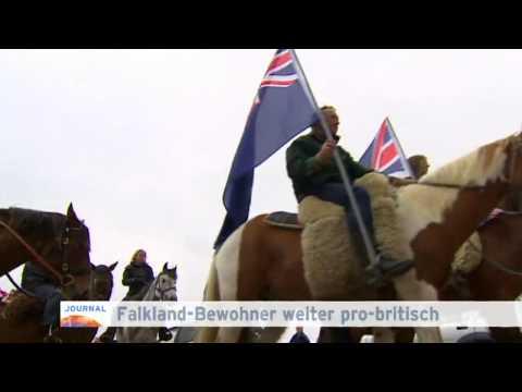 Falkland-Inseln: 98,9 Prozent für Großbritannien | Journal