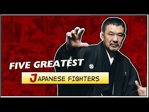 Five Greatest Japanese MMA Fighters